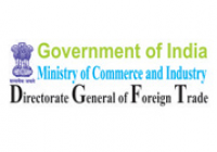 Goverment of India Ministry of Commerce and Industry